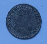 Rakousko 3 Krejcar 1769 Marie Terezie
