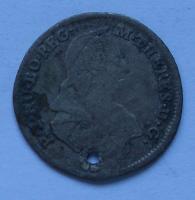Rakousko 3 Krejcar 1774 Marie Terezie, dirka