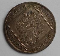 Rakousko 30 Krejcar 1768 ICSK Marie Terezie, měl ouško
