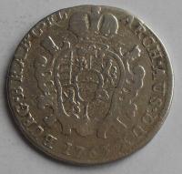 Rakousko Escalin 1763 Marie Terezie