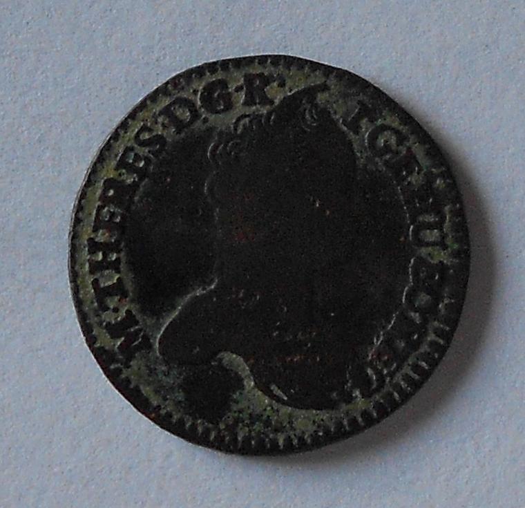 Rakousko Fenik 1759 Marie Terezie