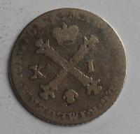 Rakousko Plaquette 1776 Marie Terezie