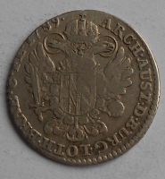 Rakousko Plaquette 1789 Josef II.