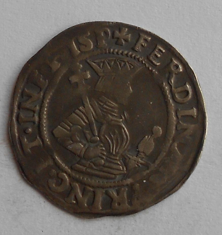 Rakousko Sechsling 1526-64 Ferdinand I.