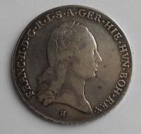 Rakousko Tolar 1796 H František II.