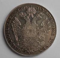 Rakousko Tolar 1824 A František II.