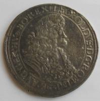 Slezsko Vratislav Tolar 1683 Leopold I., falzum