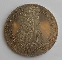 Tyroly Tolar 1701 Leopold I., Ag Novoražba