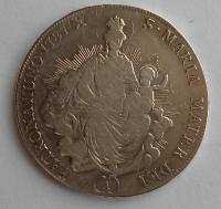 Uhry 1/2 Tolar 1787 A Josef II.