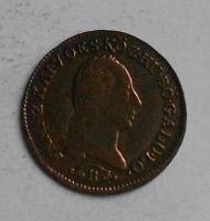Uhry 1/4 Krejcar 1792-1835 B František II.