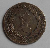 Uhry 10 Krejcar 1765 KB Marie Terezie