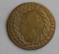 Uhry 10 Krejcar 1767 Josef II.