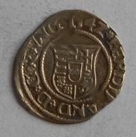 Uhry Denár 1542 Ferdinand I.
