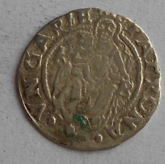 Uhry Denár 1553 Ferdinand I.