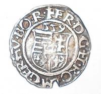 Uhry Denár 1559 Ferdinand I.