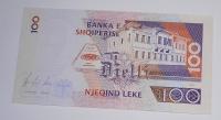 Albánie 100 Leke 1996