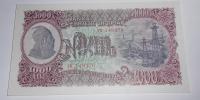 Albánie 1000 Leke 1957