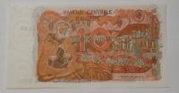 Alžír 10 Dinár Rafinérie 1970