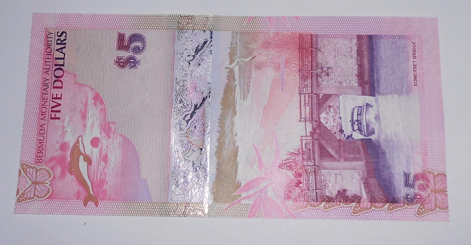 Bermudy 5 Dollar 2009