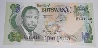 Botswana 10 Pula