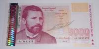 Bulharsko 5000 Leva