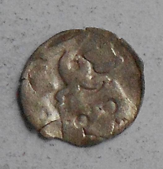 Čechy Malý peníz 1516-26 Ludvík I. Jagellonský, jednostranná