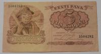 Estonsko 5 Kroni 1927