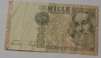 Itálie 10 000 Lir Marco Polo