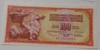 Jugoslávie 100 Dinár 1978