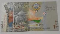 Kuvajt 1 Dinár Palác s kopulí