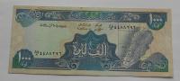 Libanon 1000 Livres, modrá