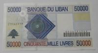 Libanon 5000 Livres