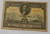 Litva 25 Lati 1928