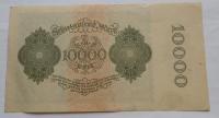 Německo 10 000 Marek 1922 Ro69b