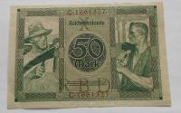 Německo 50 RM 1920 Ro66