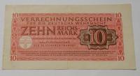 Německo – Wermacht 10 ReichsMark 1944