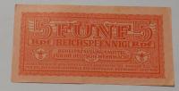 Německo – Wermacht 5 ReichsPfennig
