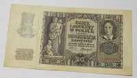 Polsko 20 Zlotých 1940