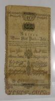 Rakousko 10 Gulden 1800