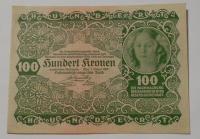 Rakousko 100 Korun 1922