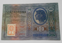 Rakousko 100 Koruna 1912 Kolek ČSR s-1894