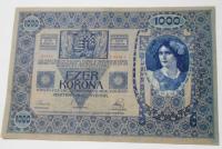 Rakousko 1000 Koruna 1902 s-1434