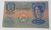 Rakousko 20 Koruna 1913 s-2331