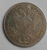 Rakousko 20 Krejcar 1810 A František II.