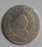 Rakousko 20 Krejcar 1812 A František II.