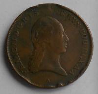 Rakousko 3 Krejcar 1799 A František II.