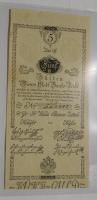 Rakousko 5 Gulden 1800, 663302