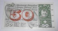 Švýcarsko 50 Frank