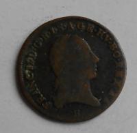 Uhry 1 Krejcar 1800 B František II.