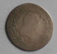 Uhry 10 Krejcar 1795 B František II.